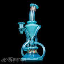 Randall Glass Pastel Atlantis Wishbone Recycler – JFriendly