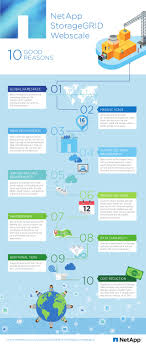 10 Good Reasons Netapp Storagegrid Webscale