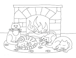 Free Holiday Printable Coloring Pages Free Printable Coloring Pages