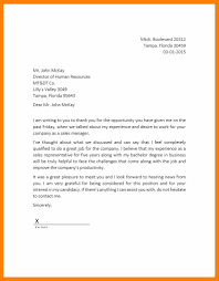 Follow Up After Interview Resume Follow Up Letter After Interview