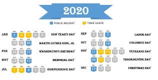 federal holidays 2020 travel notes and
