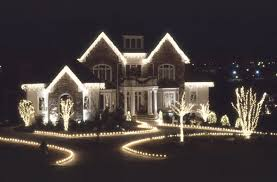 easy outside christmas lighting ideas. Home Interior: Impressive Outdoor Icicle Lights 480 Warm White LED Snowing Icicles With Timer From Easy Outside Christmas Lighting Ideas O