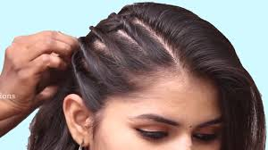 Unseen Party Hairstyle 2019 For Girls Hair Style Girl Hairstyles