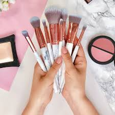 good cheap makeup brushes. luxury professional marble makeup brush set rose gold budget good cheap brushes r
