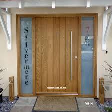 Best 25 Modern Exterior Doors Ideas On Pinterest Modern Front With Regard  To Contemporary Front Door Decorating ...