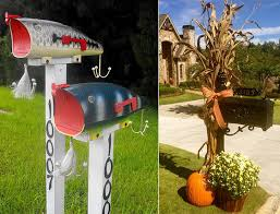 cool mailbox designs. 42 Cool And Unusual Mailbox Designs A