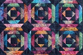Pineapple Log Cabin quilt video by Shar Jorgenson - YouTube &  Adamdwight.com