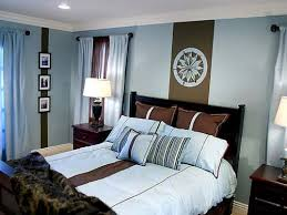 bedroom surprising blue and brown bedroom decorating ideas home decor and interior images of new blue walls brown furniture