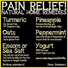 pain relief home remedy for dogs