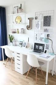 decorations cool desks home. Love This Double Desk! Decorations Cool Desks Home D