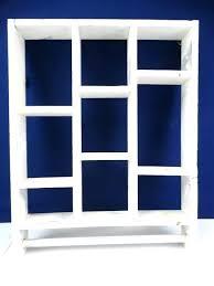 weathered wood shelves how to make distressed shelf