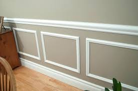 stair trim molding ideas wall chair rail moulding home