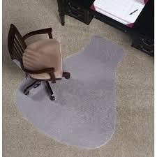 chair mat for carpet. workstation medium plush carpet chair mat for