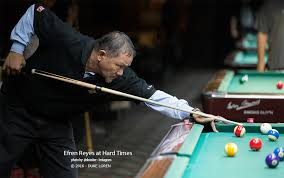 Efren and Bustamante – Return To Hard Times on February 1st and 2nd! – POV  POOL
