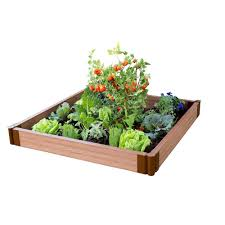 composite raised garden bed. Interesting Bed Frame It All Two Inch Series 4 Ft X 55 In And Composite Raised Garden Bed G