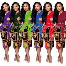 <b>2019 African Women Clothing</b> Dashiki new printed nightclub style ...