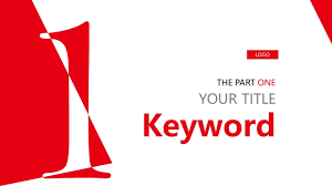 Red Ppt Wps Template Free Download Writer Presentation