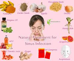 remedies for sinus pain and pressure