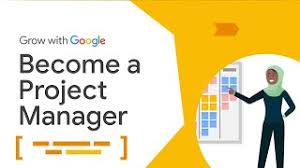 project manager certificate training