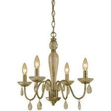 judy 4 light soft gold mini chandelier