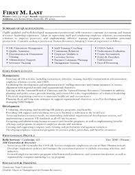 Resume Core Competencies Examples Core Competencies Resume Examples Human Resources Hr Core 92