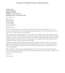 executive assistant cover letters 10 cover letter executive assistant artistfiles revealed