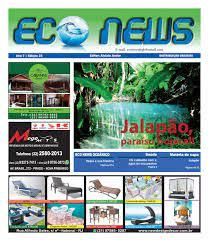eco news ed - 23 by gleici borges santos - issuu
