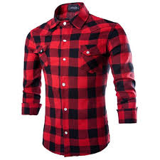 <b>Zogaa 2019 New</b> Spring Autumn Style Men's Long Sleeve <b>Shirt</b> ...