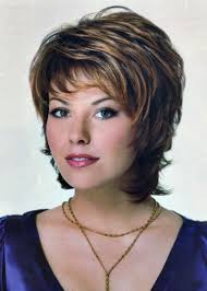 Hair Style For Women Over 60 short shaggy hairstyles for women over 60 8460 by wearticles.com