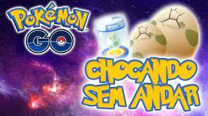 Pokémon Go - Como chocar ovo Pokémon sem andar - YouTube