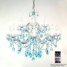 turquoise chandelier lighting. Turquoise Chandelier Lighting. Crystals Classic Lighting Light Traditional Black Crystal U T
