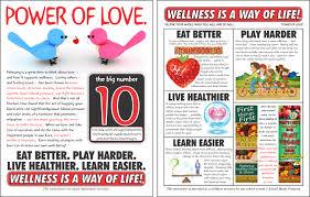 Wellness Newsletter Templates Free Newsletter Templates Myartdirectory