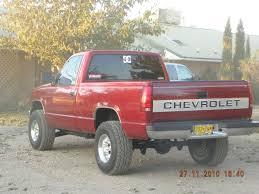 Kbobs92chevy 1992 Chevrolet Silverado 1500 Regular Cab Specs ...