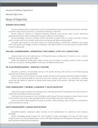 Making A Resume On Word How Making Resume In Word 2007