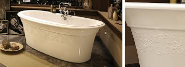 l tile choose a vision to behold maax freestanding tubs