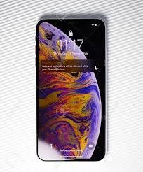 New IPhone Xs Max Smartphone Model ...