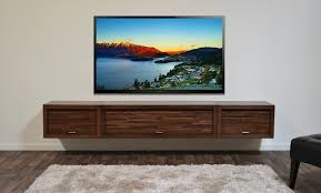 Living Furniture Wall Mounted Flat Screen Tv With Shelf Hanging Throughout Wall  Mount Tv Ideas