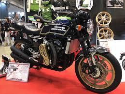 retro kawasaki z1000 mkii inspired bike