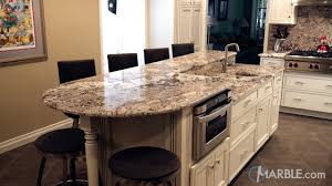 Bianco Antico Granite Kitchen Antico Kitchen Countertops With A Two Tier Island