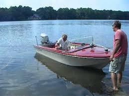 lone star boat works madien voyage lonestar 1959 youtube