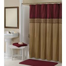 sure to add to any decor the curtain features a detailed repeating embroidered motif between two solid colors set includes one show