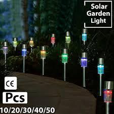 solar garden lights stake 6 82