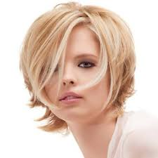 účesy Pro Krátké Vlasy Na Kulaté Ploše Foto