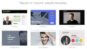 Resume Website Inspiration How To Make A Resume Online 60 Easy Steps To Create Your Online Resume