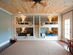 built in bunk beds.  Bunk Custom Builder Carbine And Associates Has Designed Built Multiple Builtin  Bunk Beds Like For Built In Bunk Beds O