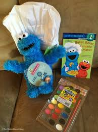 Cookie Monsters First Special The Cookie Thief Premieres On Pbs