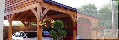 hand crafted self assembly timber frame garages carports and other buildings wooden carports with storage24 wooden