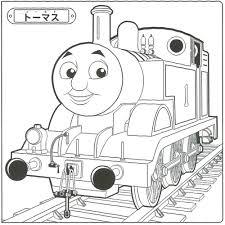 デッカぬりえ 機関車トーマストイザらスベビーザらス