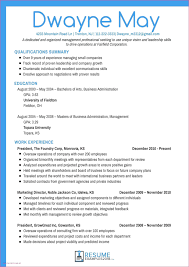 10 Qualification Summary Samples Resume Samples