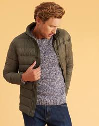 Men's Jumpers & Jackets | Padded & Quilted Jackets | Joules & GO TO Lightweight Padded Jacket Adamdwight.com